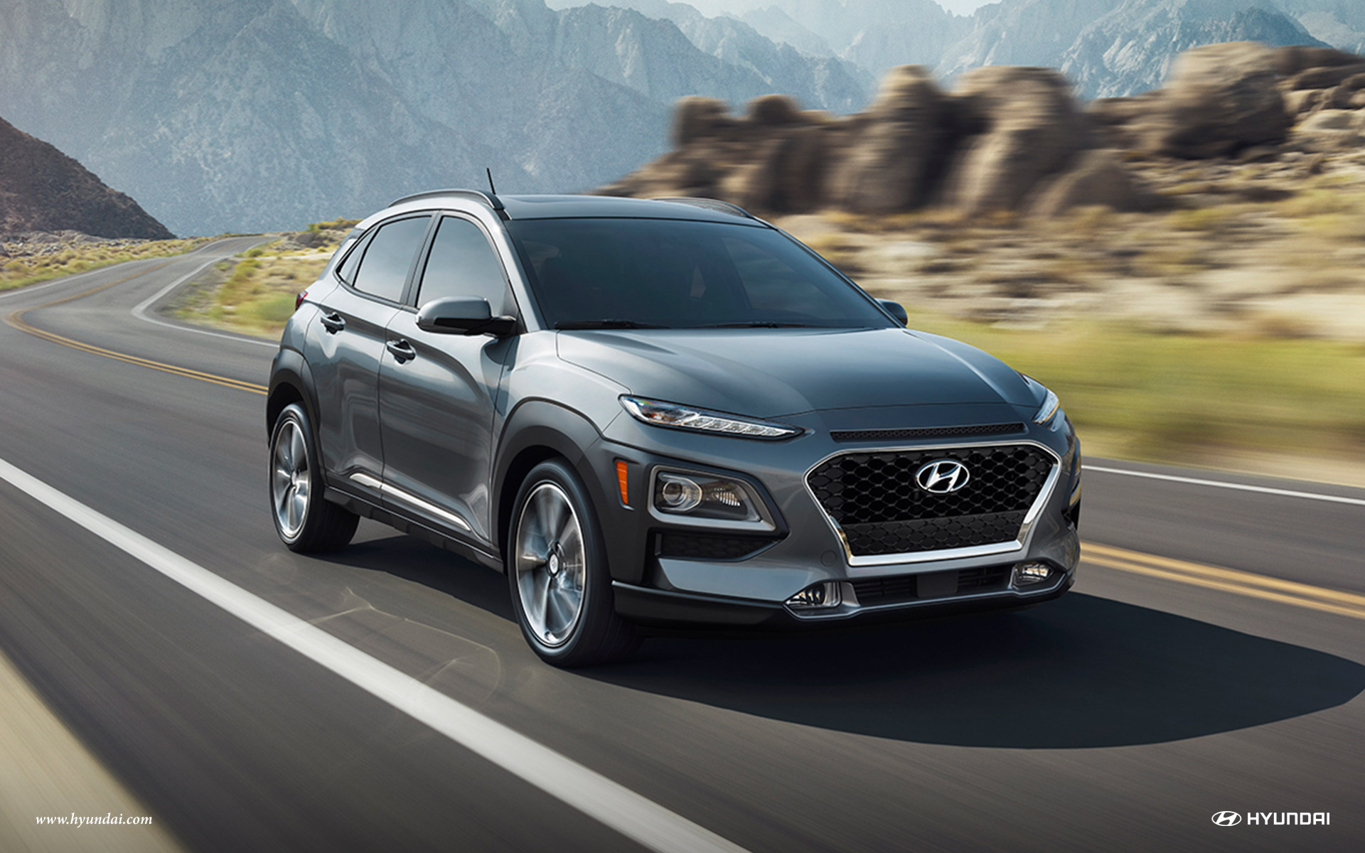 Colorado Springs Area - 2018 Hyundai Kona's Overview