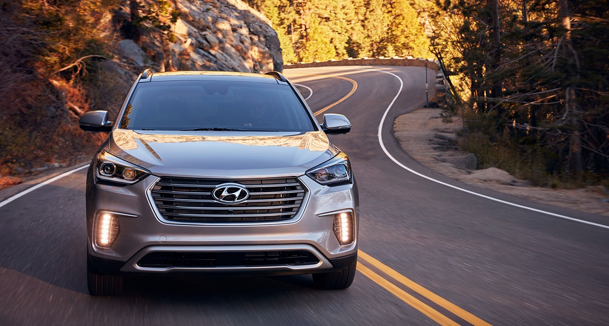 2018 Hyundai Santa Fe Trim Levels in Centennial Colorado
