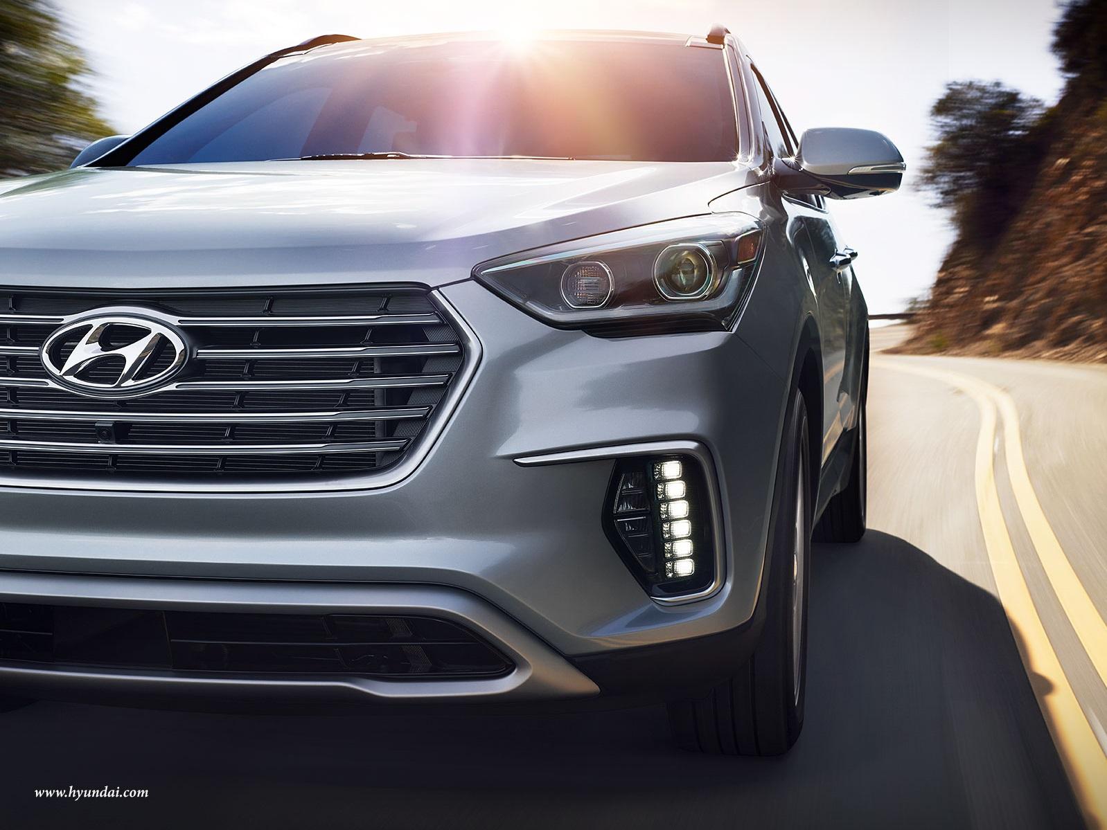 Southfield MI - 2018 Hyundai Santa Fe Sport's Overview