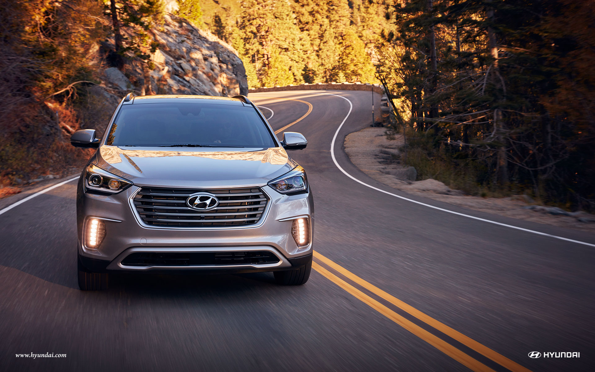 Michigan - 2018 Hyundai Santa Fe's Overview