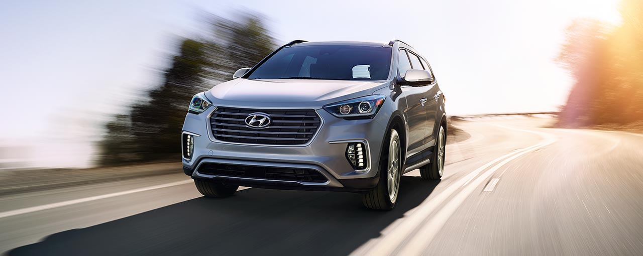 Michigan - 2018 Hyundai Santa Fe