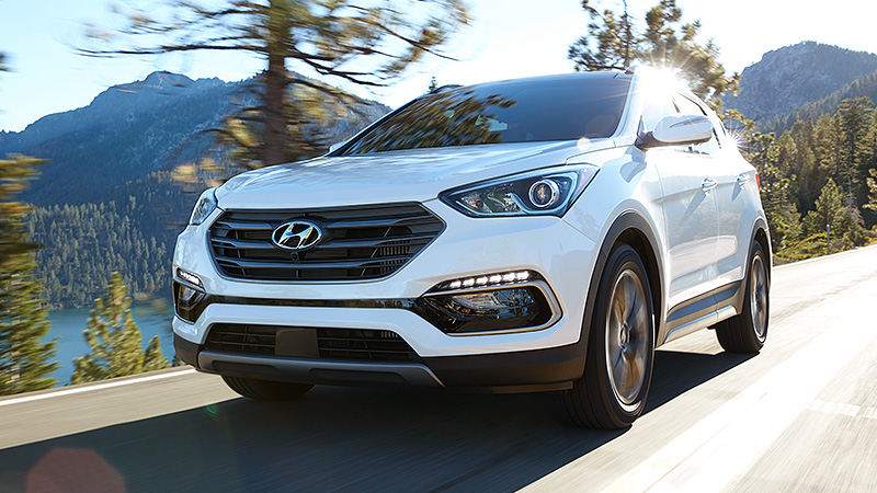 Denver CO - 2018 Hyundai Santa Fe Sport's Overview