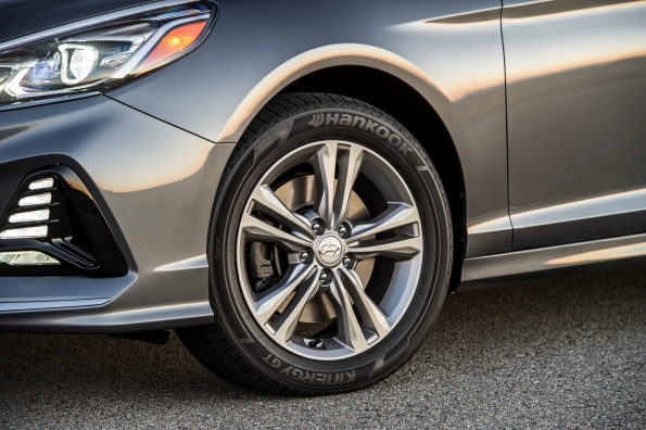 Hyundai Sonata repair near Littleton CO - 2018 Hyundai Sonata's Tire