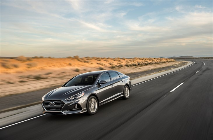 Chicago IL - 2018 Hyundai Sonata Overview
