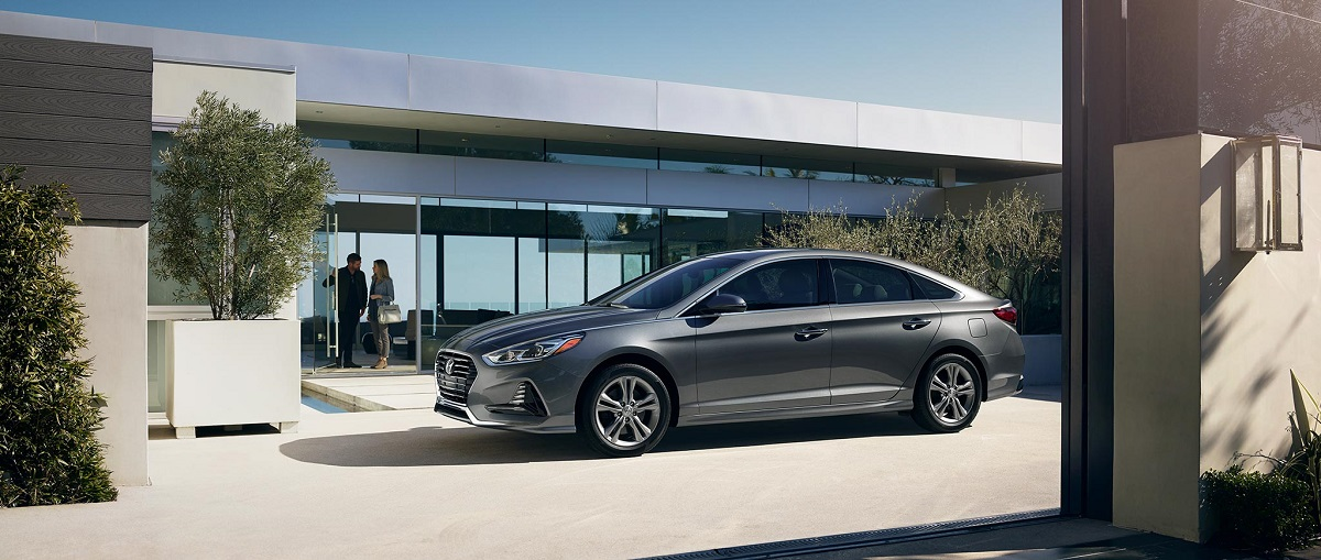 2018 Hyundai Sonata Trim Levels in Centennial Colorado