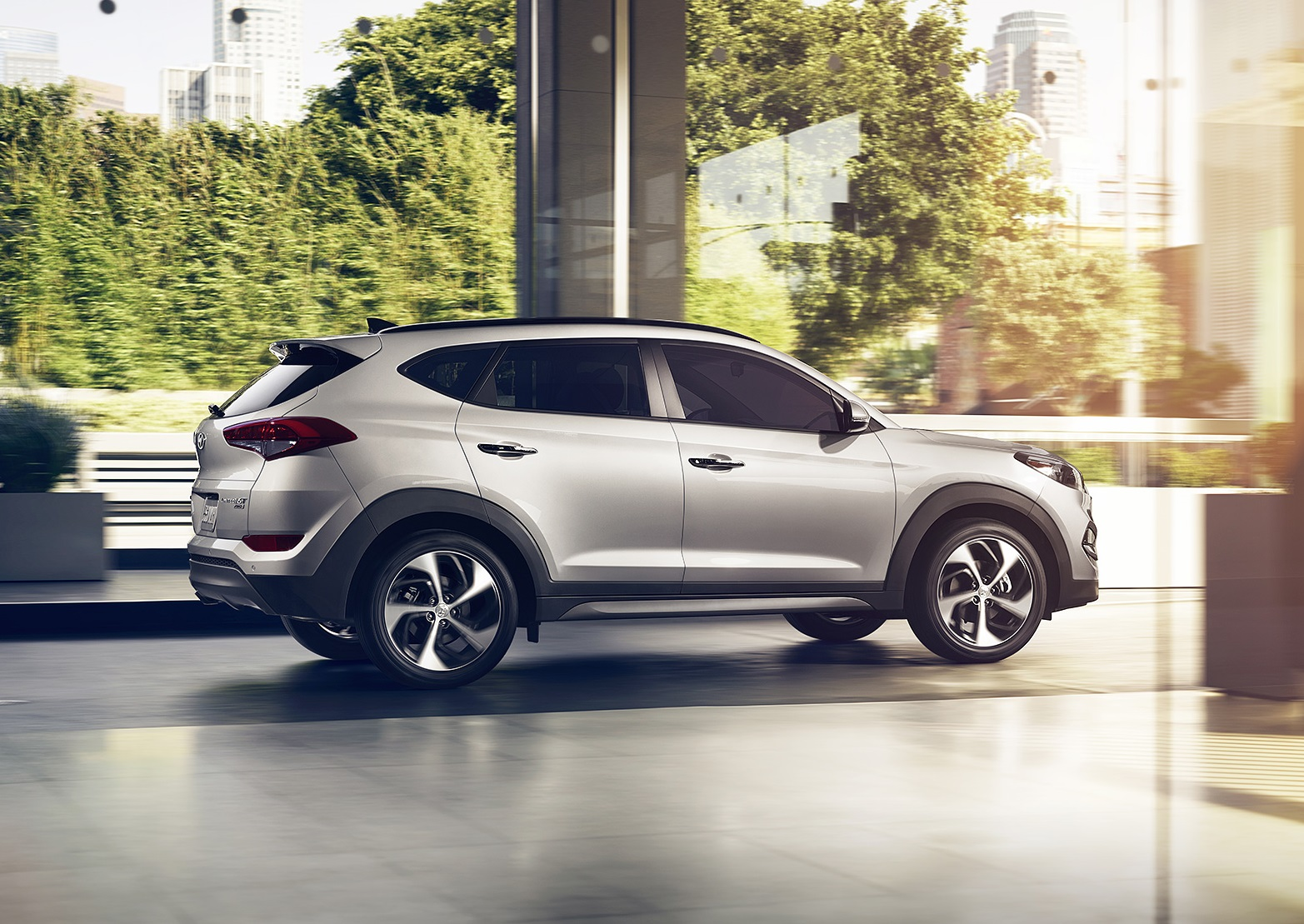 Westminster Area Hyundai Dealership - 2018 Hyundai Tucson