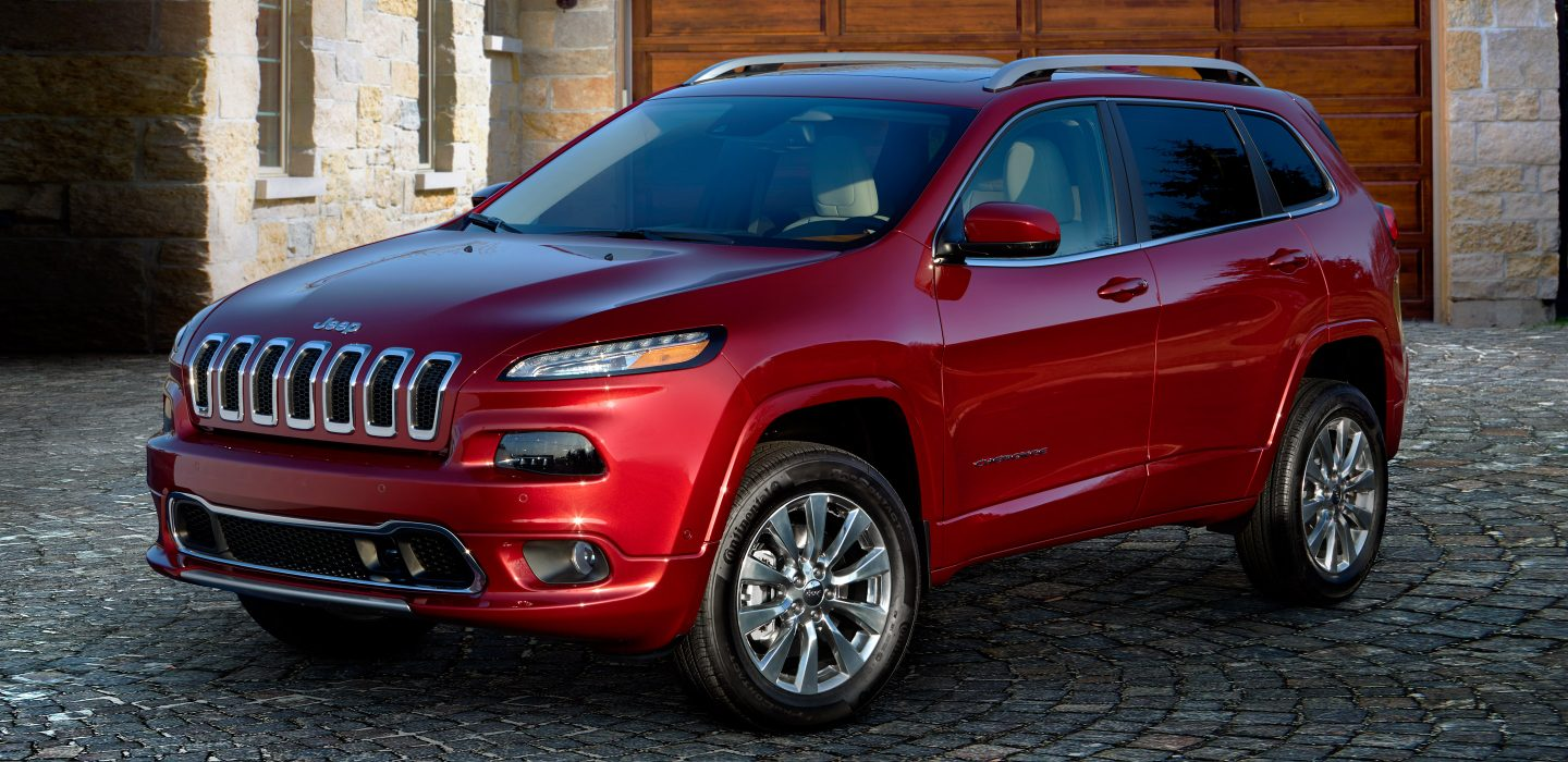 Jeep dealership in Antioch IL - 2017 Jeep Cherokee
