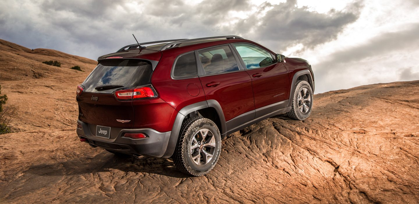 Boulder CO - 2018 Jeep Cherokee