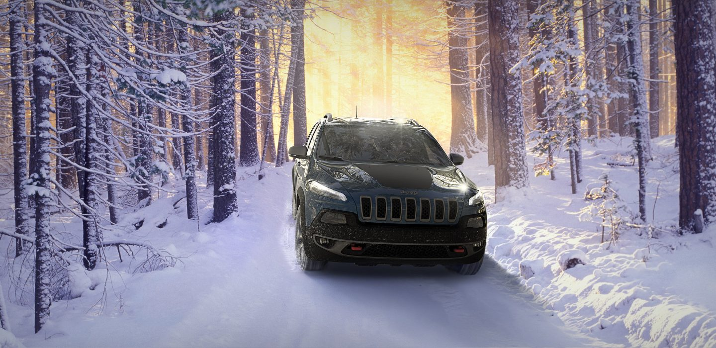 2018 Jeep Cherokee near Kokomo IN