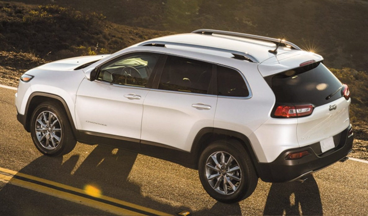 Jeep Cherokee Repair near Fox Lake Illinois - 2018 Jeep Cherokee's Exterior