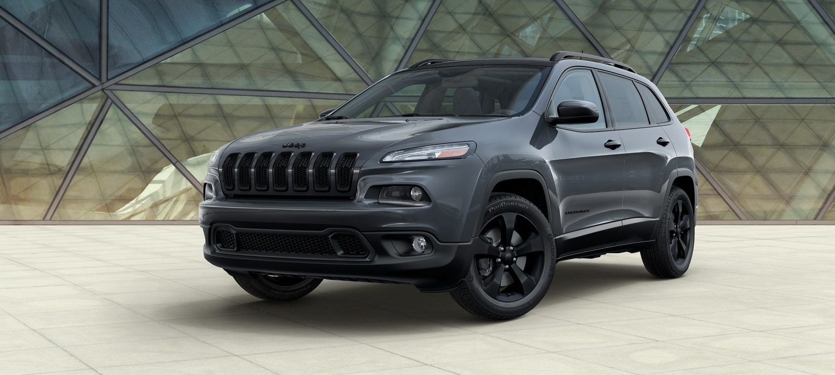 Dodge Dealership Greensboro Nc >> 2018 Jeep Cherokee High Altitude by Greensboro NC