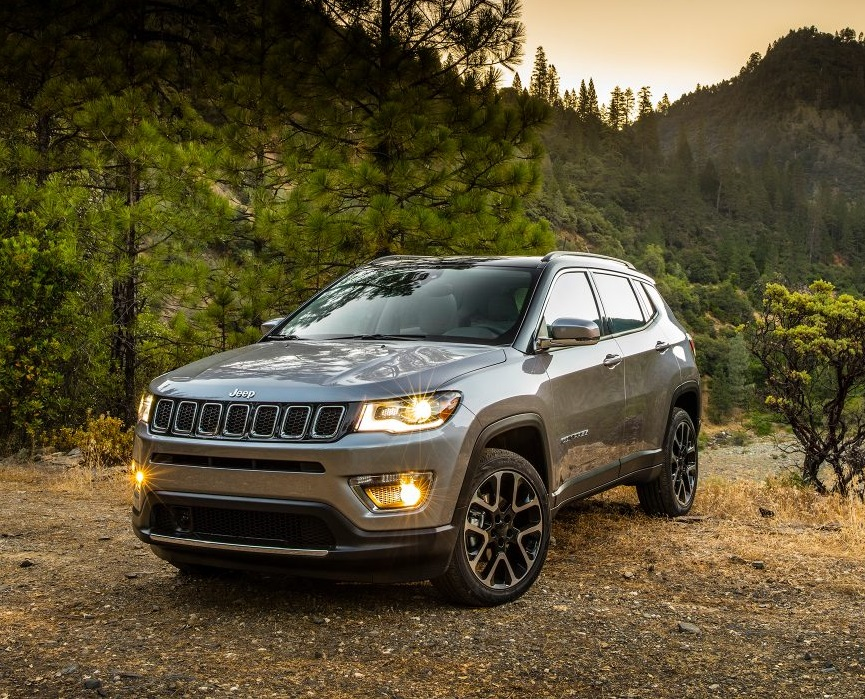 Denver Colorado - 2018 Jeep Compass's Overview