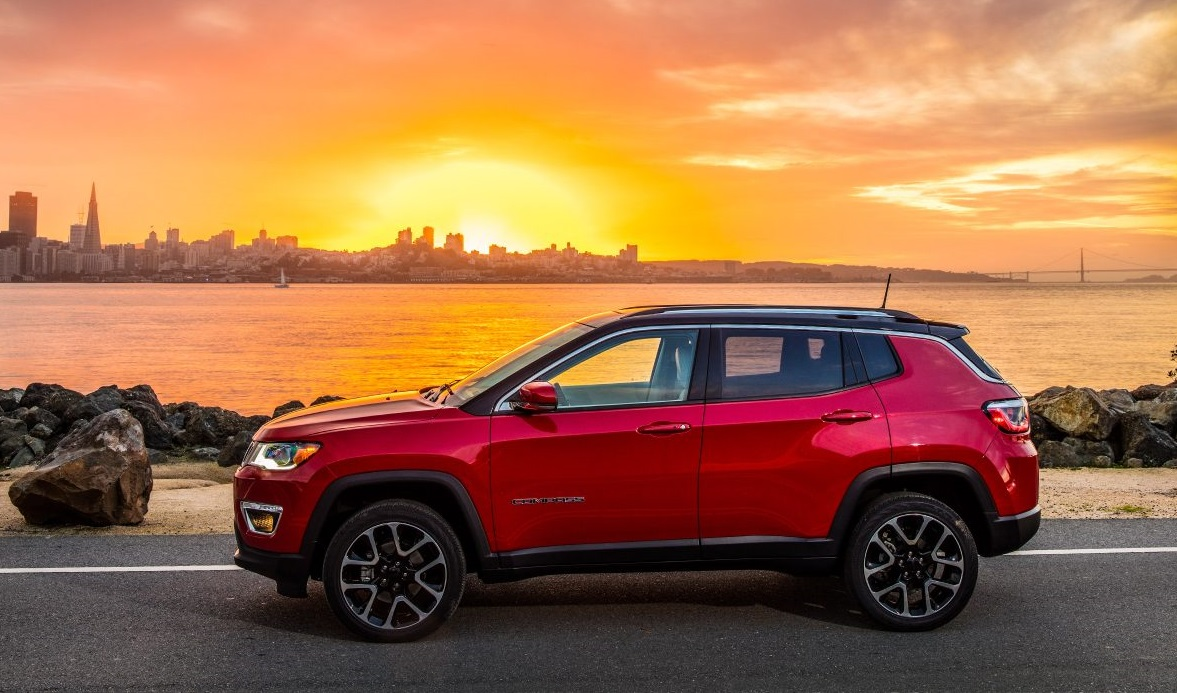 Boulder Colorado - 2018 Jeep Compass's Exterior