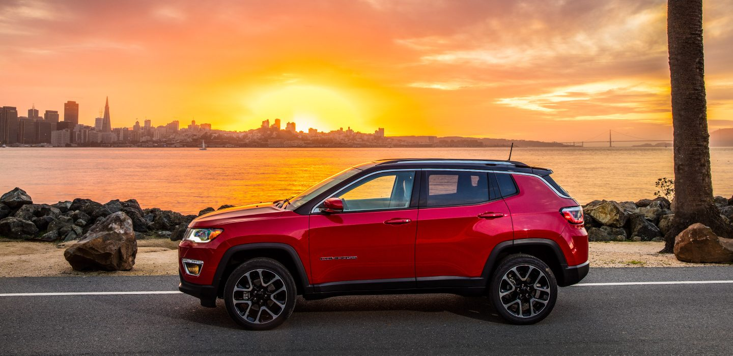 Wabash IN - 2018 Jeep Compass's Overview