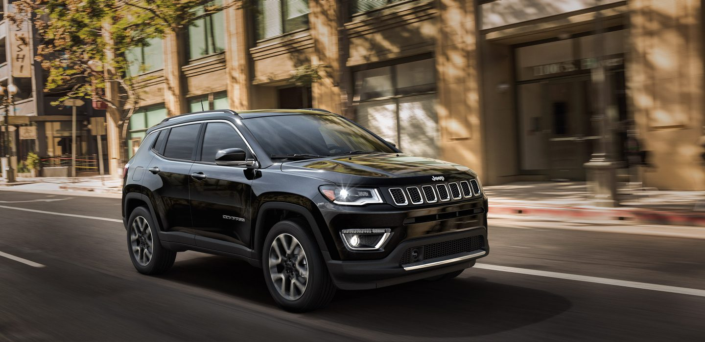 2018 Jeep Compass vs 2017 Jeep Compass | Wabash Indiana