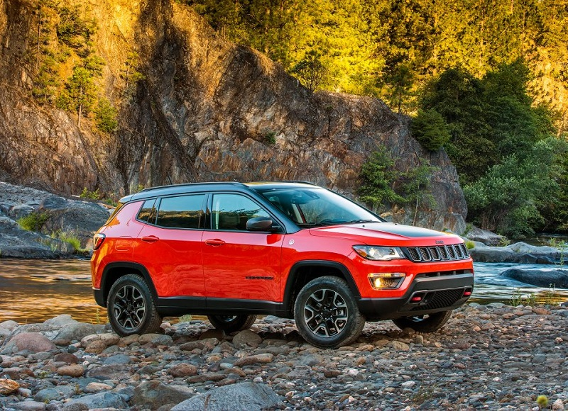 Boulder CO - 2018 Jeep Compass's Exterior