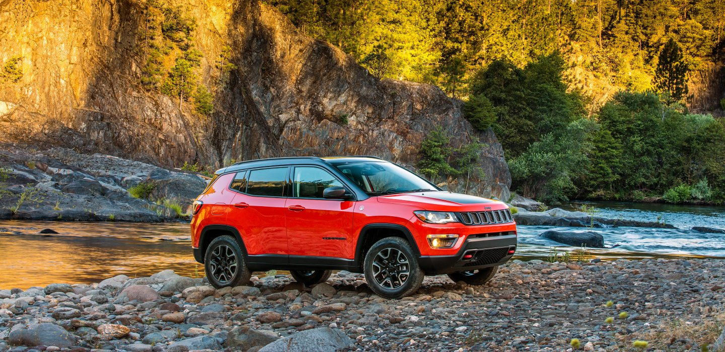 Chicago Illinois - 2018 Jeep Compass's Overview