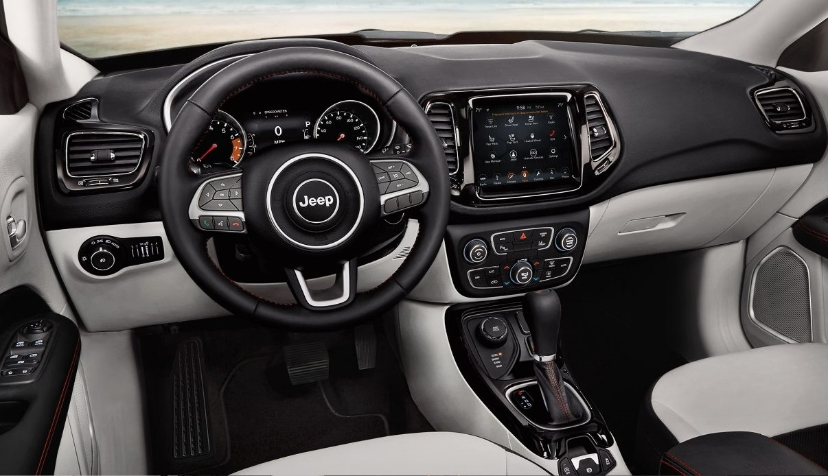 Chicago Illinois - 2018 Jeep Compass's Interior