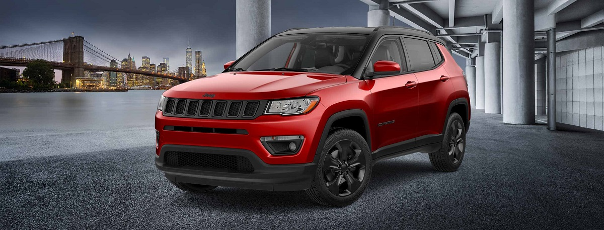 Denver Area 2018 Jeep Compass Altitude