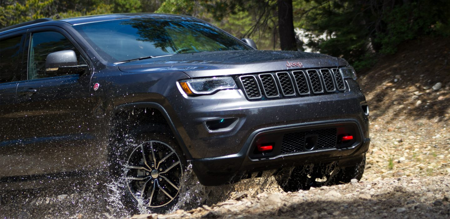 Chicago Illinois - 2018 Jeep Grand Cherokee's Mechanical