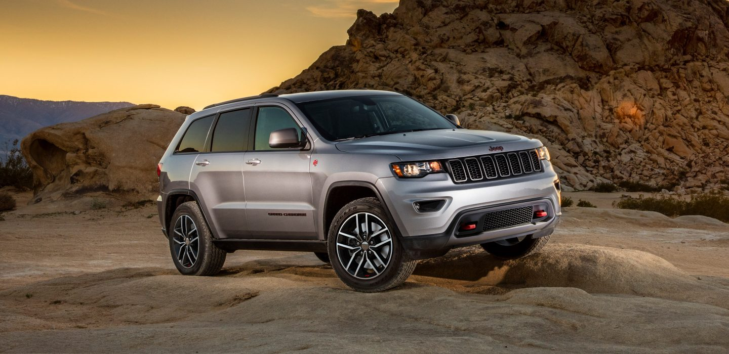 Jeep Service and Repair in Lexington NC - 2018 Jeep Grand Cherokee