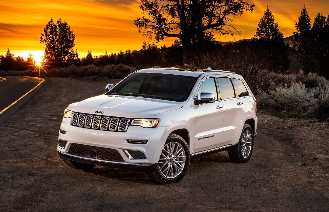 Jeep Service and Repair in Lexington NC - 2018 Jeep Grand Cherokee's Exterior