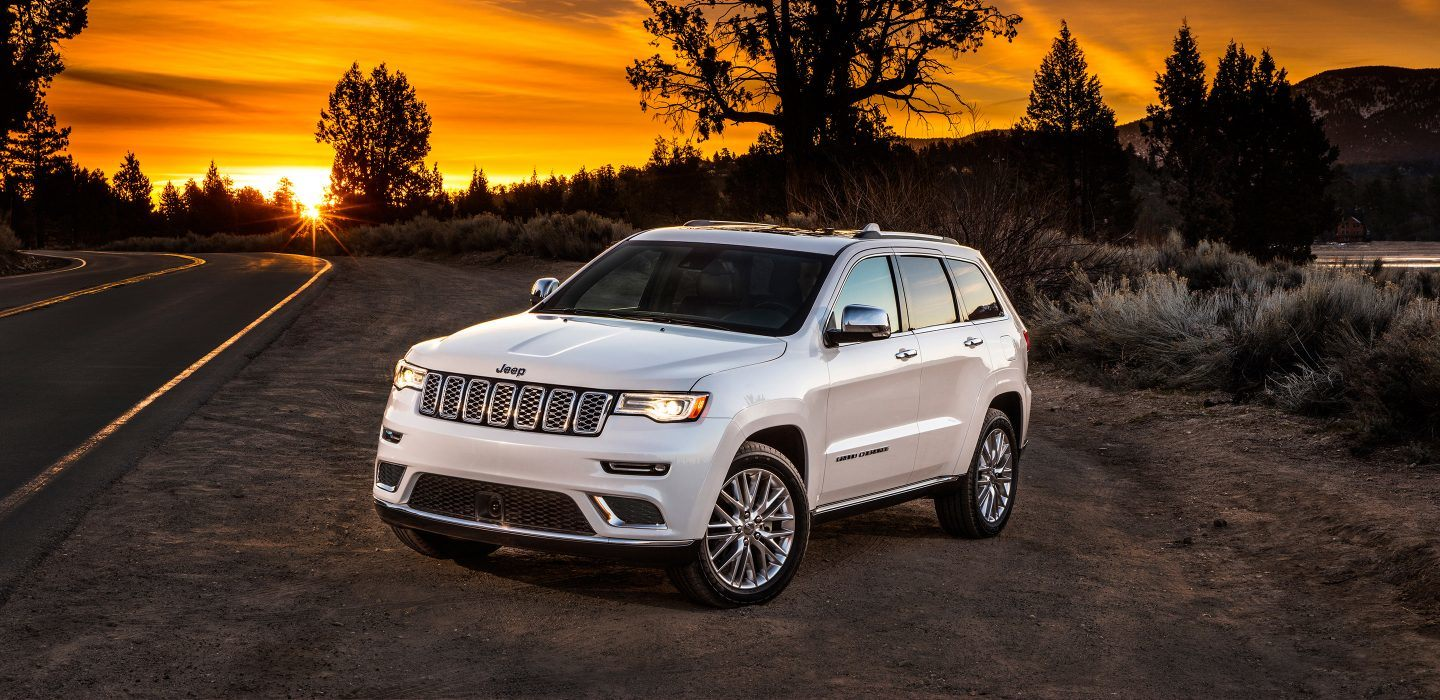 Lexington NC - 2018 Jeep Grand Cherokee's Overview