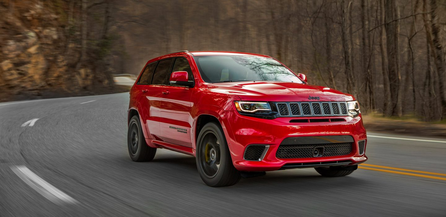 Chicago Illinois - 2018 Jeep Grand Cherokee's Overview