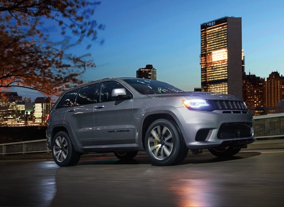 Fox Lake Area Jeep dealership - 2018 Jeep Grand Cherokee