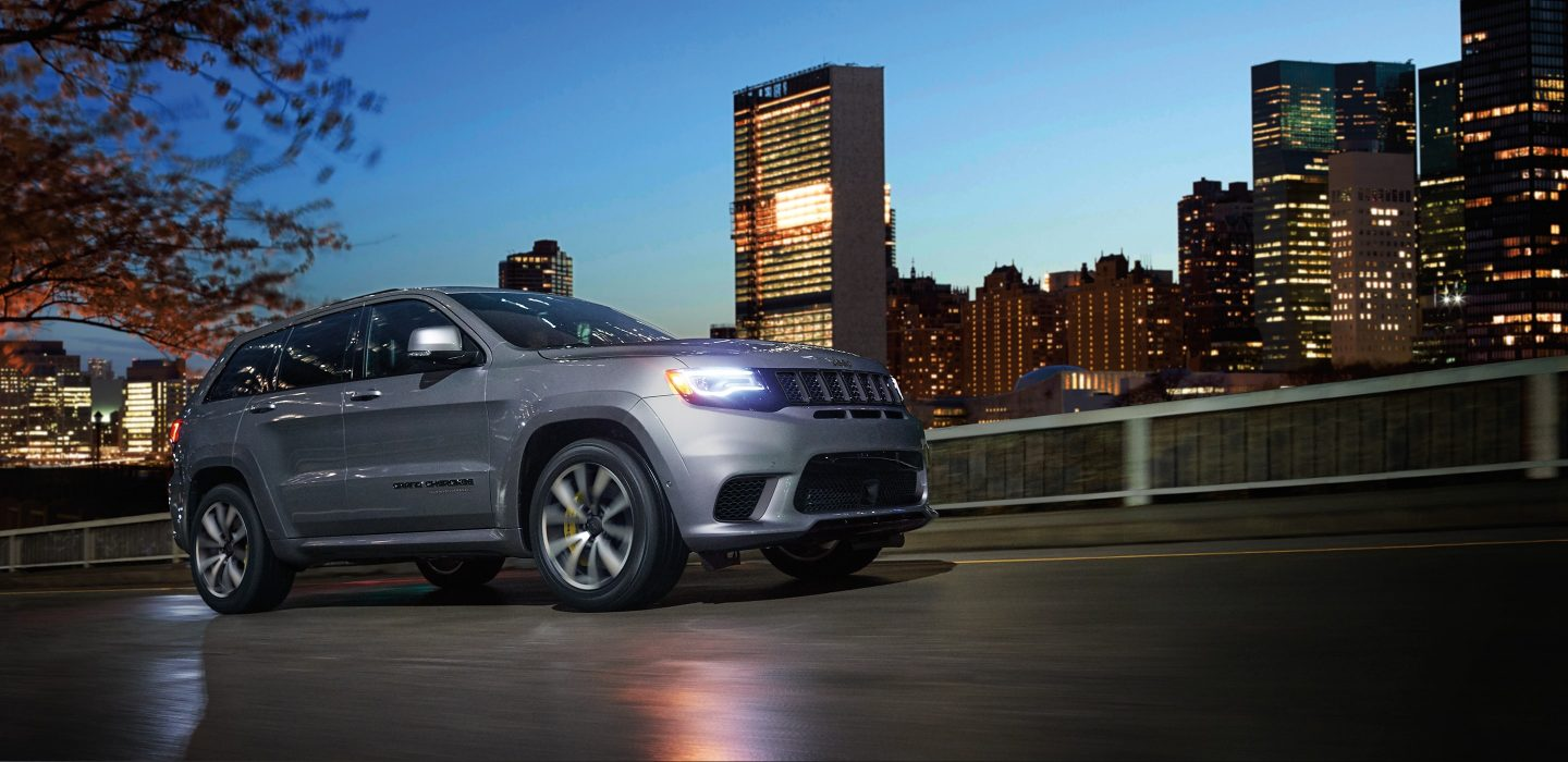 Why Buy 2018 Jeep Grand Cherokee in Lexington NC