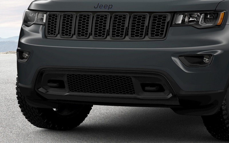 Denver Area - 2018 Jeep Grand Cherokee Upland's Exterior