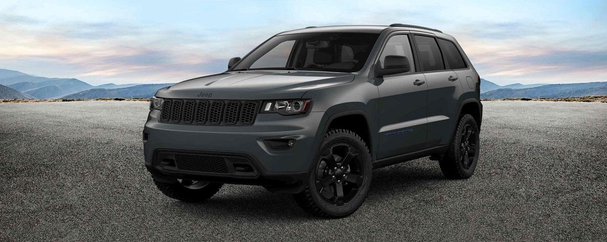 Denver Area 2018 Jeep Grand Cherokee Upland