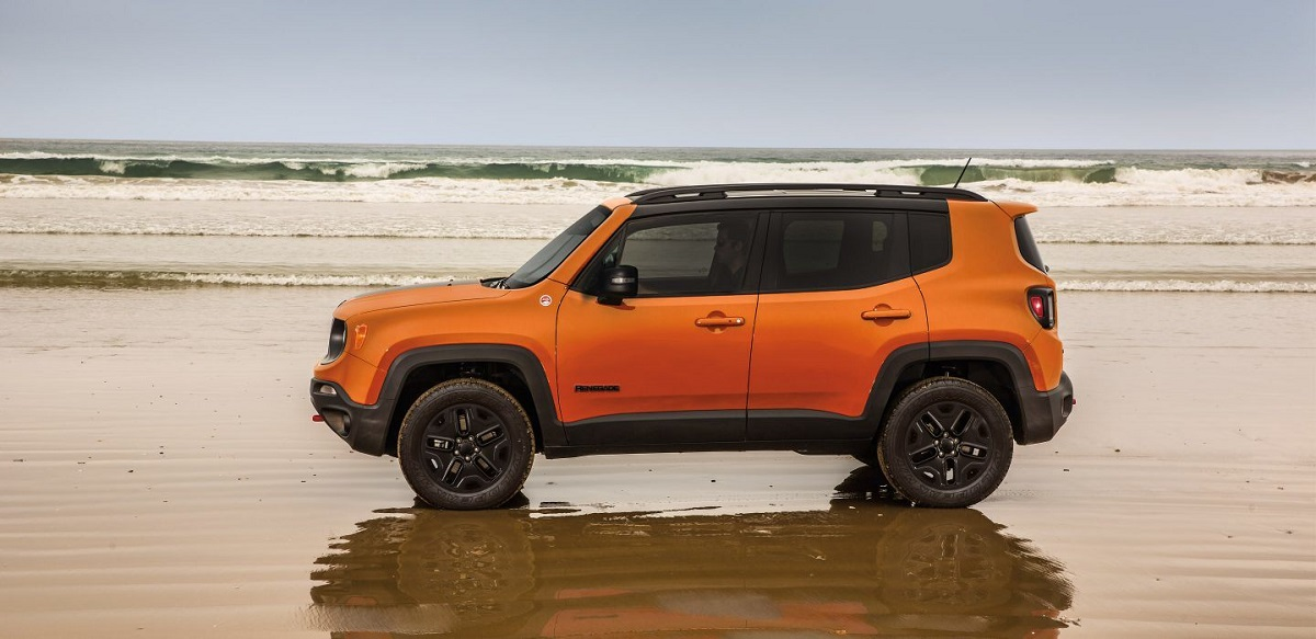 Boulder CO - 2018 Jeep Renegade's Exterior