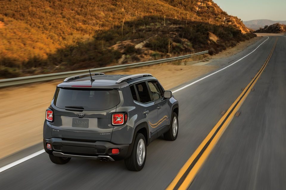 Thornton CO - 2018 Jeep Renegade's Overview