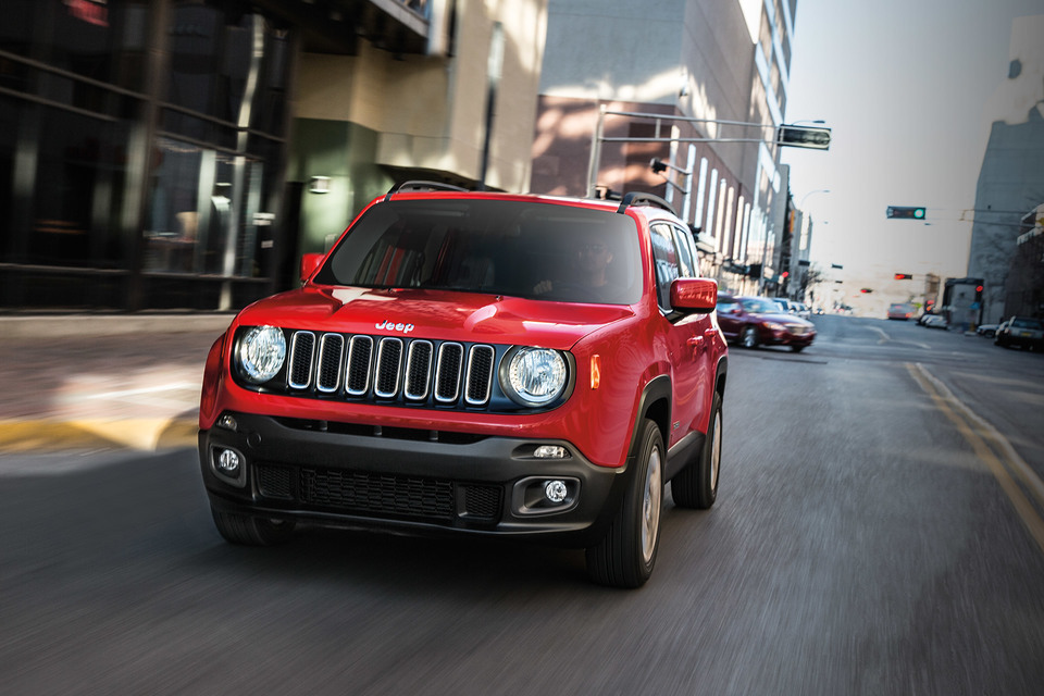 Greeley Area Jeep Dealership - 2018 Jeep Renegade