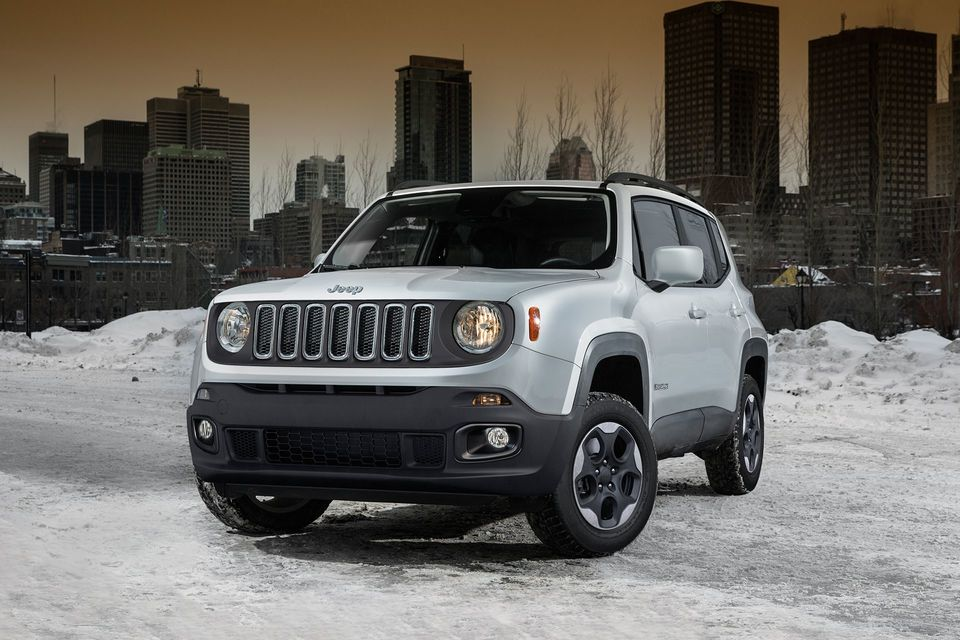 Glendale Heights IL - 2018 Jeep Renegade OVERVIEW