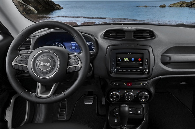 Glendale Heights IL - 2018 Jeep Renegade INTERIOR