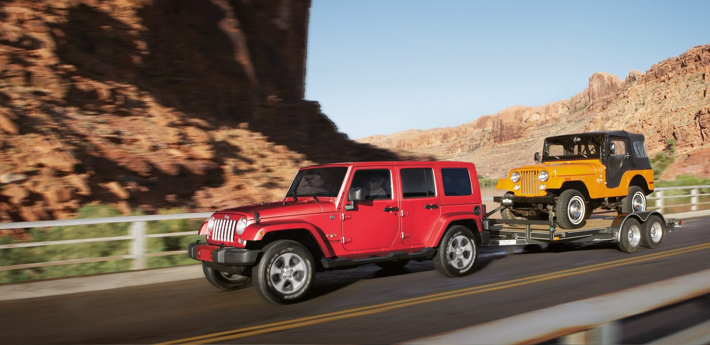 Fort Collins CO - Jeep Dealership - 2018 Jeep Wrangler JK's Mechanical