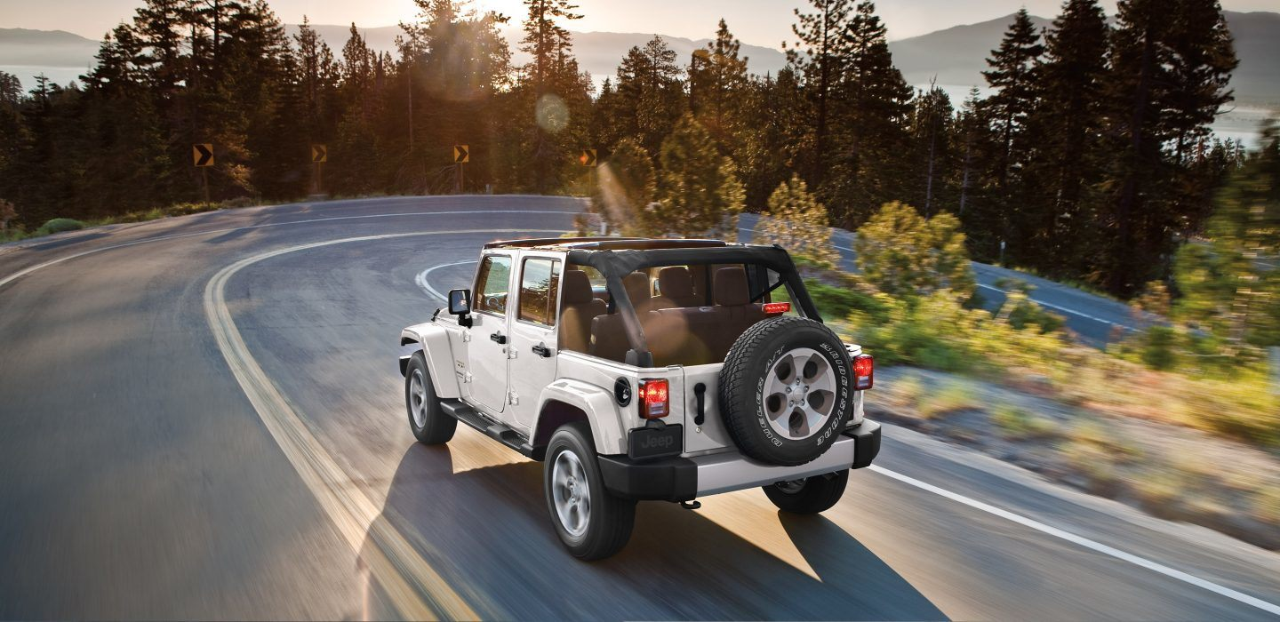 Fort Collins CO - Jeep Dealership - 2018 Jeep Wrangler JK's Exterior