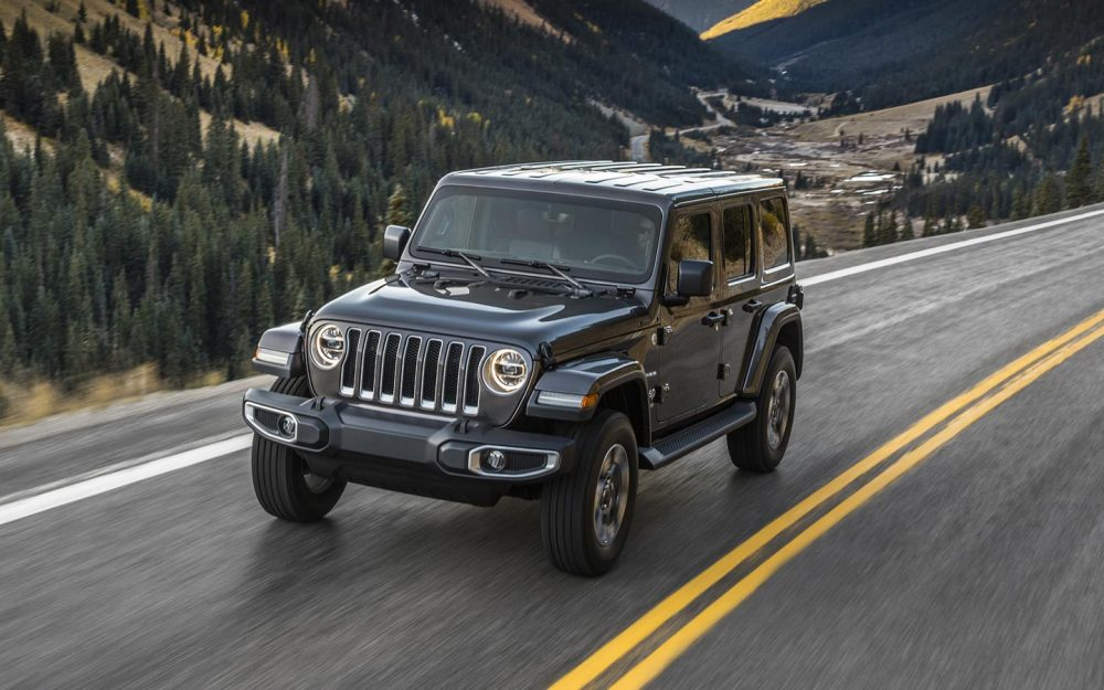 Gurnee Area - 2018 Jeep Wrangler's Overview