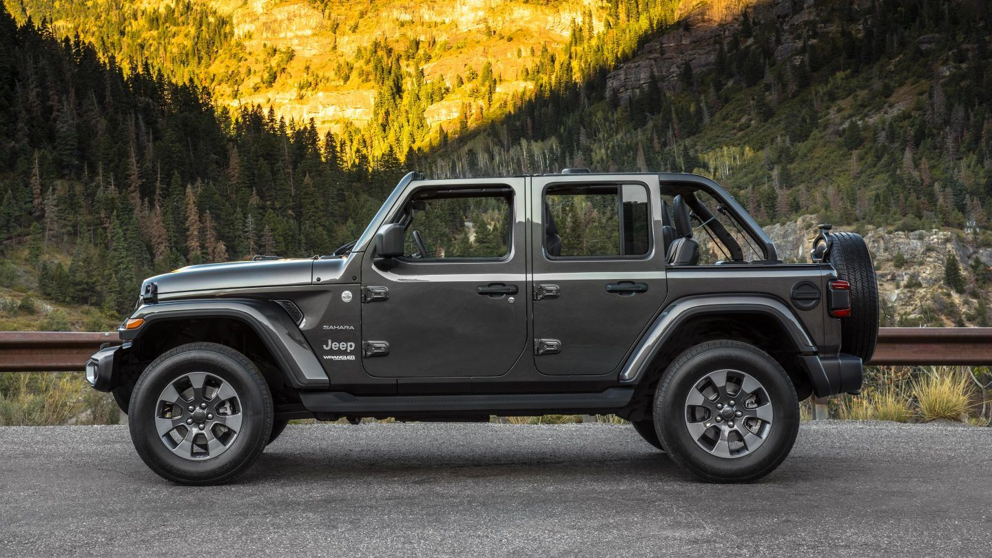Denver Area - 2018 Jeep Wrangler JL's Overview