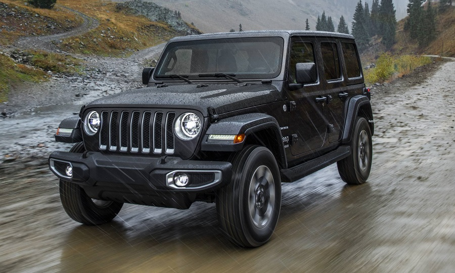 Fox Lake Area Jeep dealership - 2018 Jeep Wrangler