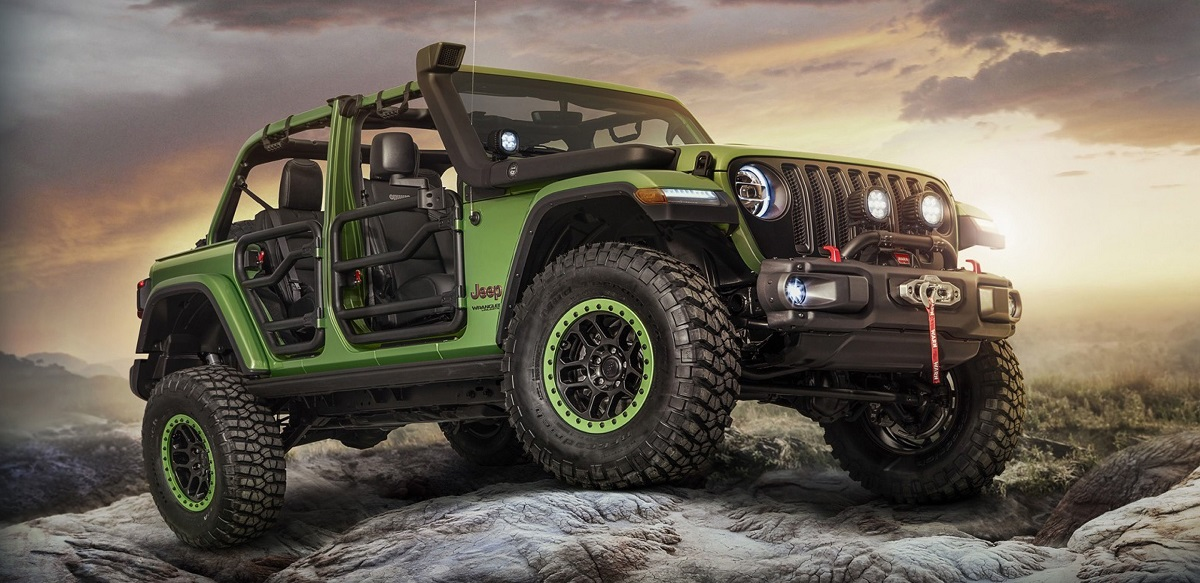 Lexington Jeep Dealer - Do's and Don't of OFF-Roading