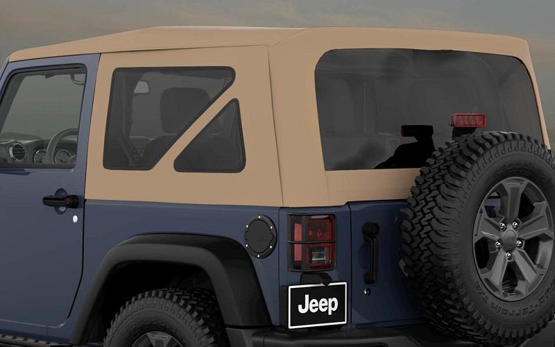Denver Area - 2018 Jeep Wrangler JK Rubicon Recon's Exterior