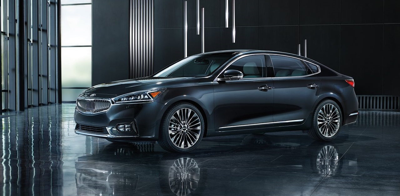 KIA Dealer near Cary NC - 2018 Kia Cadenza