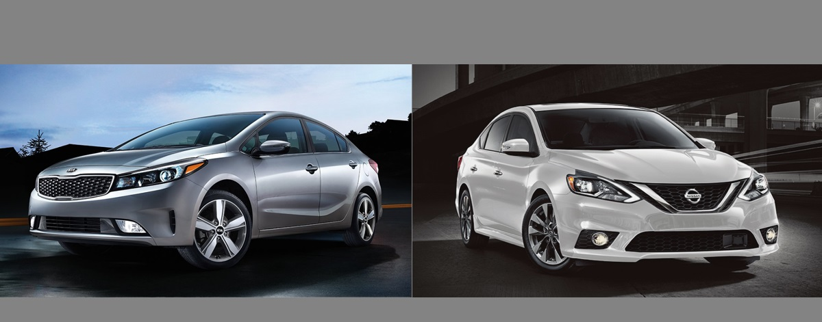 Compare 2018 Kia Forte vs 2018 Nissan Sentra | Southfield MI