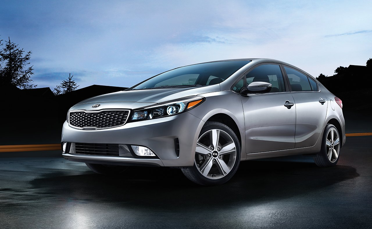 2018 Kia Forte serving Akron Ohio