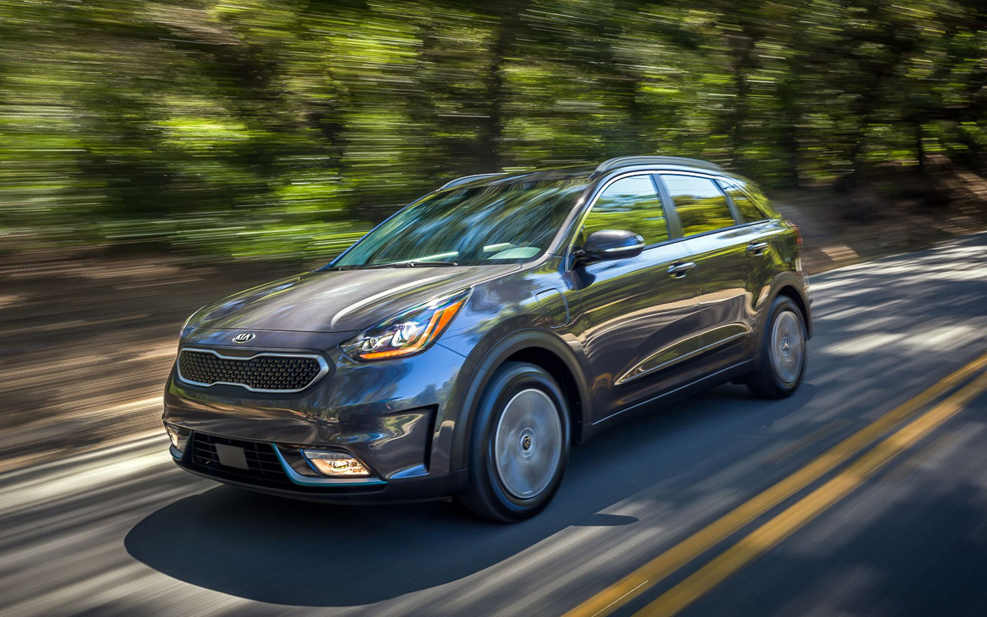 2018 KIA Niro Plug-In Hybrid Detroit Michigan