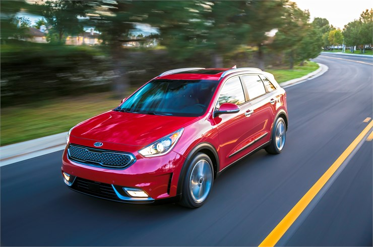 Collision Center in Greensboro NC - 2018 Kia Niro
