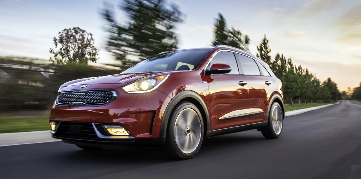2018 Kia Niro near Burlington NC